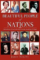 Beautiful people of nations : a revelation of God's electricity and the anointing of voltage