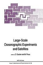 Large-Scale Oceanographic Experiments and Satellites