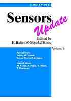 Sensors update : [sensor technology, applications, markets]