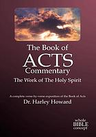 The book of Acts commentary