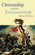 Citizenship and the Environment.