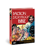 The action storybook bible : an interactive adventure through God's redemptive story