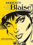 Modesty Blaise. The killing game