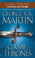A game of thrones book one of a song of ice and fire