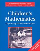 Children's mathematics : cognitively guided instruction