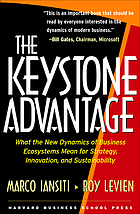 The keystone advantage : what the new dynamics of business ecosystems mean for strategy, innovation, and sustainability