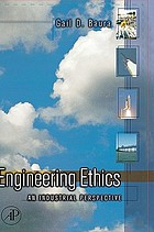 Engineering ethics : an industrial perspective