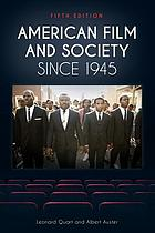American film and society since 1945