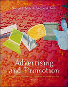 Advertising and promotion : an integrated marketing communications perspective