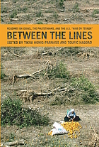 Between the lines : readings on Israel, the Palestinians, and the U.S.