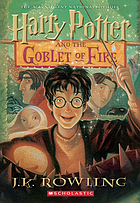 Harry Potter and the goblet of fire. [Book four]