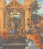 Italian paintings of the nineteenth century