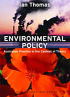Environmental policy : Australian practice in the context of theory