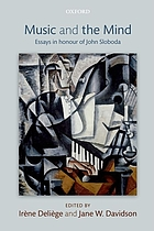 Music and the mind : essays in honour of John Sloboda