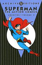 The Action Comics archives
