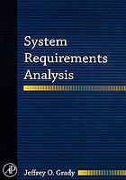 System requirements analysis [recurso electrónico] $c.