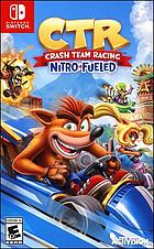 CTR : Crash team racing : nitro fueled