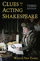 Clues to acting Shakespeare