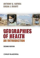 Geographies of health : an introduction