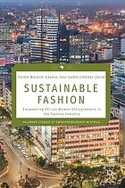 Sustainable fashion : empowering African women entrepreneurs in the fashion industry