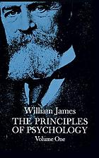 The principles of psychology. Vol. 1
