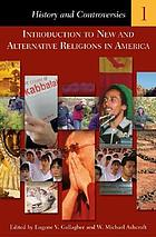 Introduction to new and alternative religions in America/ 2, Jewish and Christian traditions / ed. by Eugene V. Gallagher and W. Michael Ashcraft.