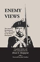 Enemy views : the American Revolutionary War as recorded by the Hessian participants