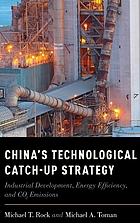 China's technological catch-up strategy : industrial development, energy efficiency, and CO2 emissions