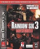 Tom Clancy's Rainbow six 3 : Raven shield : Prima's official strategy guide