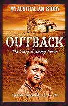 Outback : the diary of Jimmy Porter, Central Australia, 1927-28