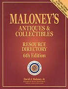 Maloney's antiques & collectibles resource directory