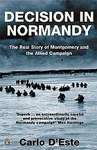 The real story of Montgomery and the Allied campaign