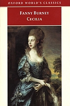 Cecilia, or memoirs of an heiress