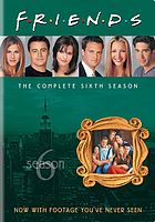 Friends. The complete sixth season